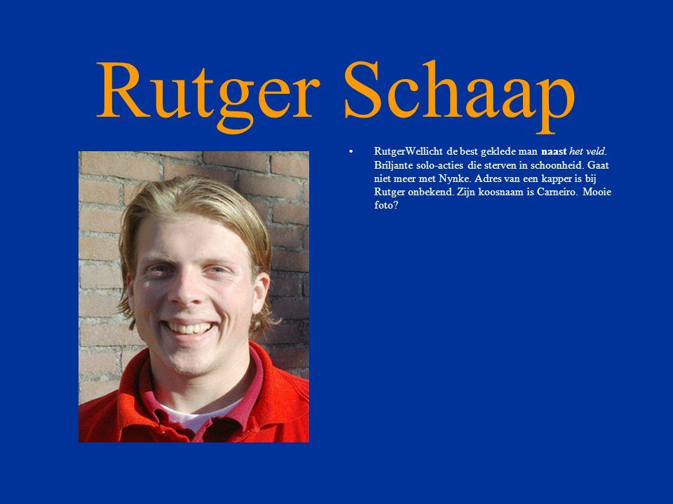 Rutger Schaap