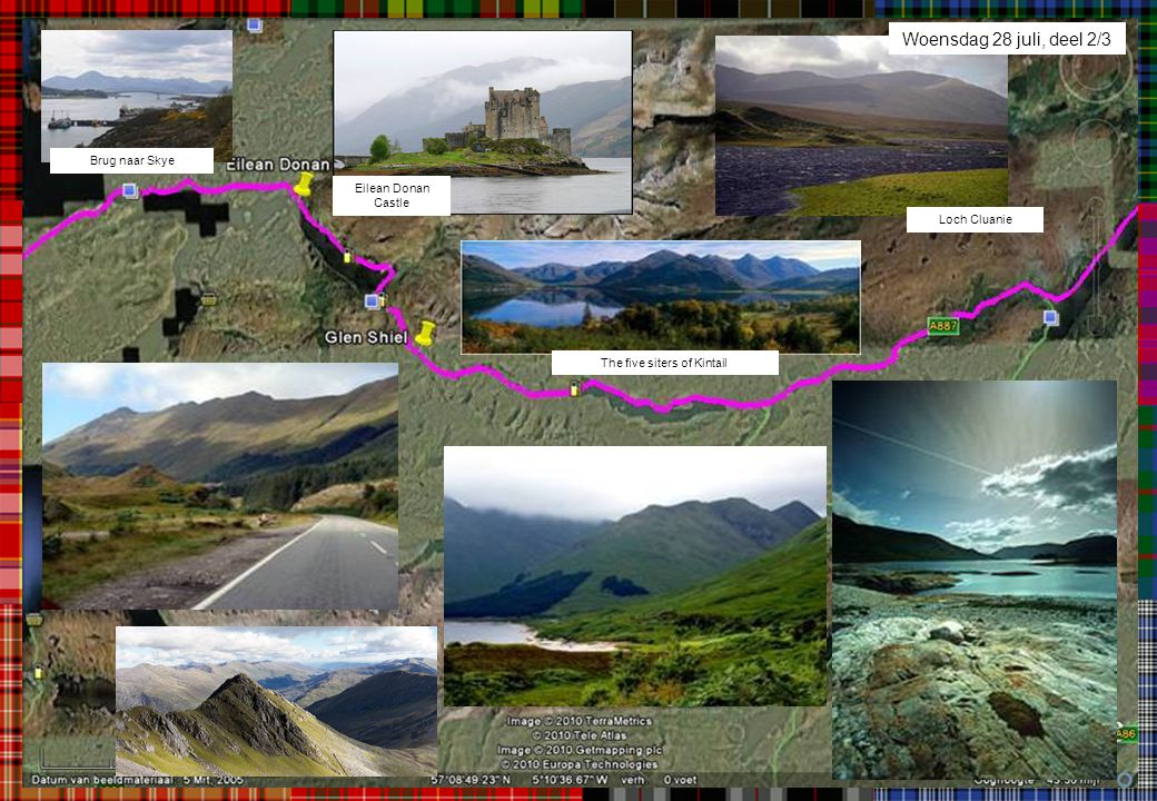 The five siters of Kintail