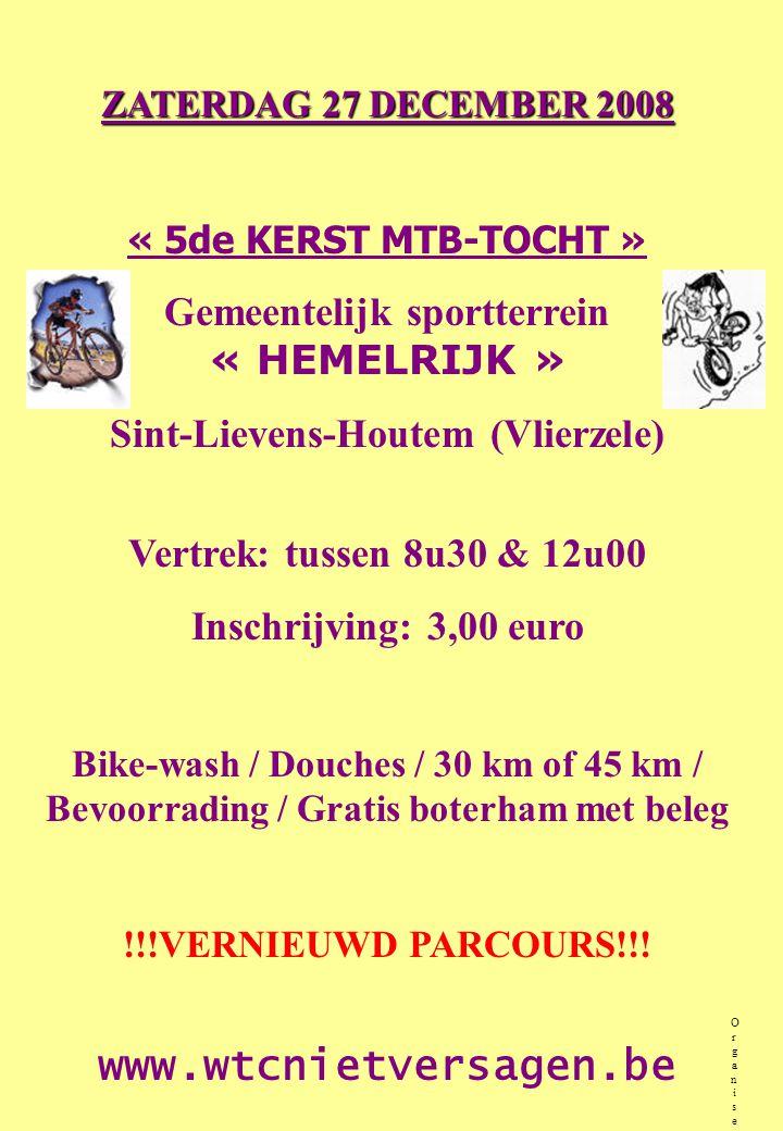 www.wtcnietversagen.be Gemeentelijk sportterrein « HEMELRIJK »