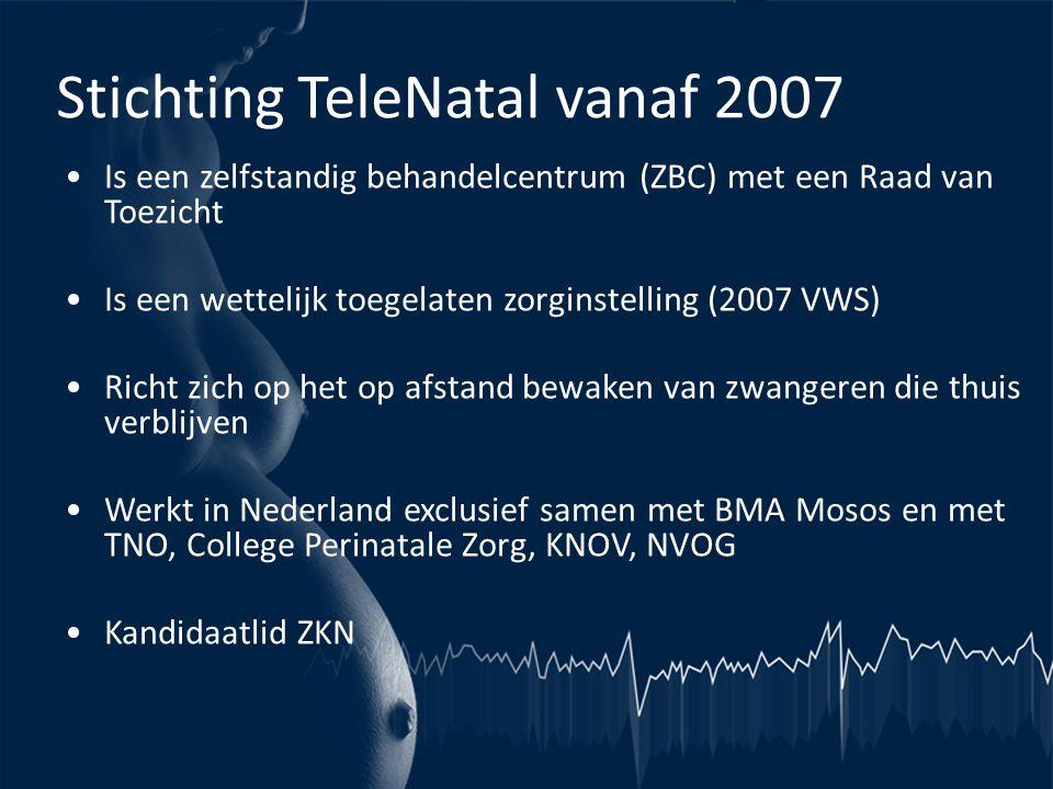 Stichting TeleNatal vanaf 2007