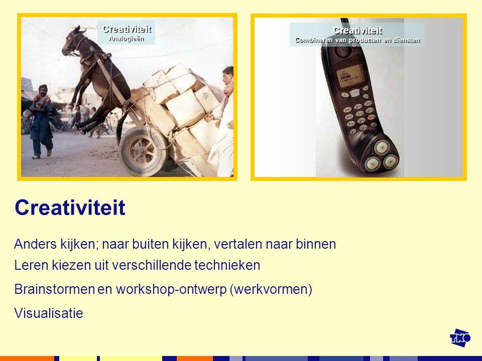 Combineren van producten en diensten