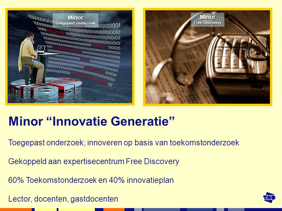 Minor Innovatie Generatie
