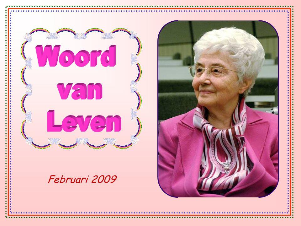 Woord van Leven Februari 2009