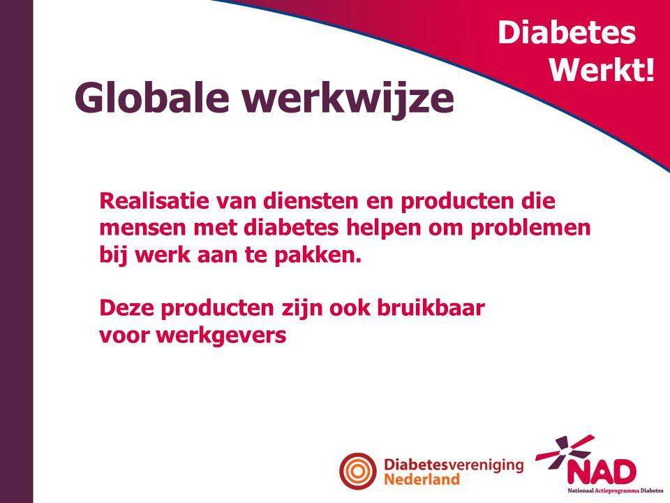 Globale werkwijze Diabetes Werkt!