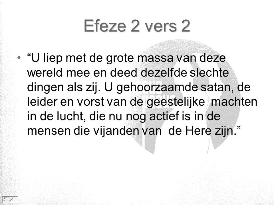 Efeze 2 vers 2