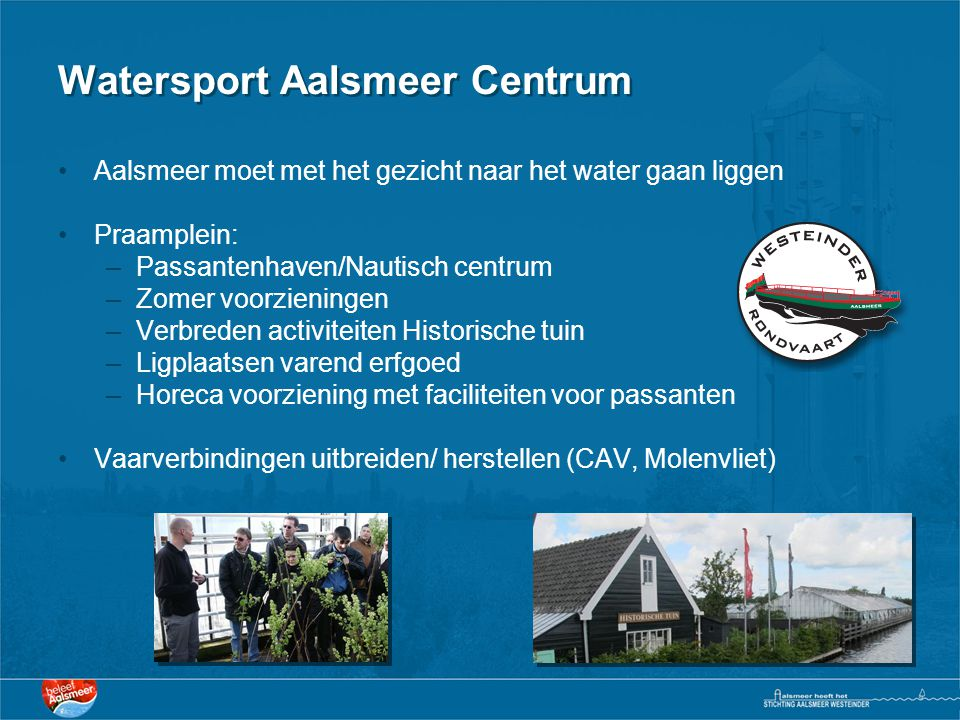 Watersport Aalsmeer Centrum