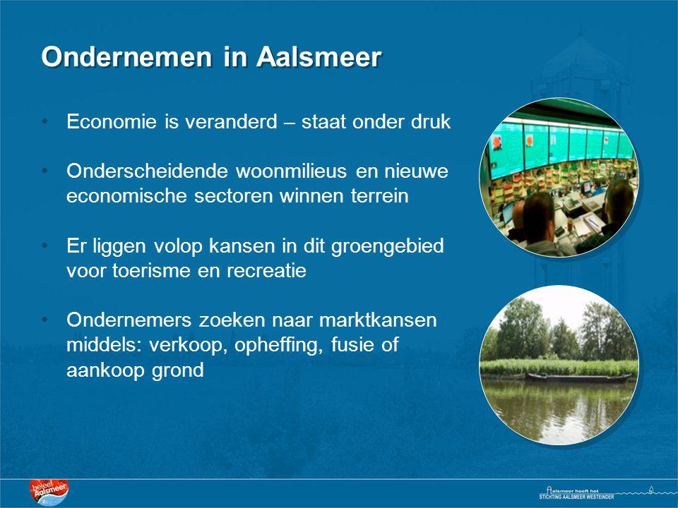 Ondernemen in Aalsmeer