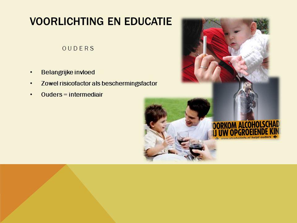 Voorlichting en educatie