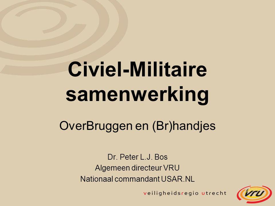 Civiel-Militaire samenwerking