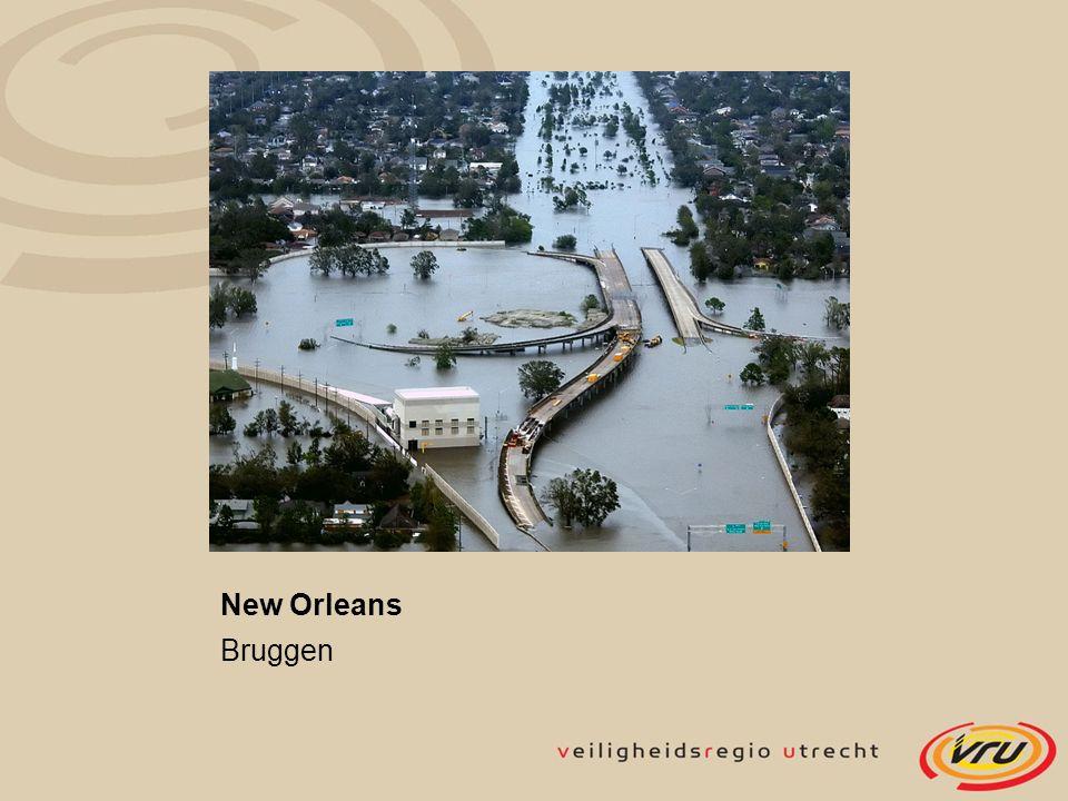 New Orleans Bruggen