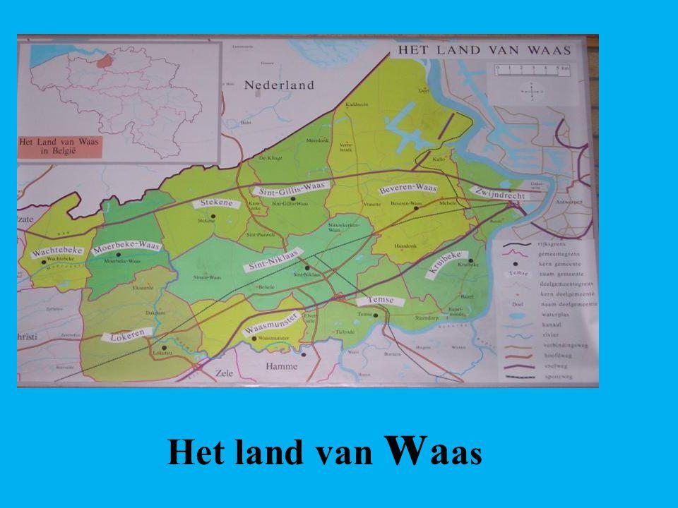 Het land van waas