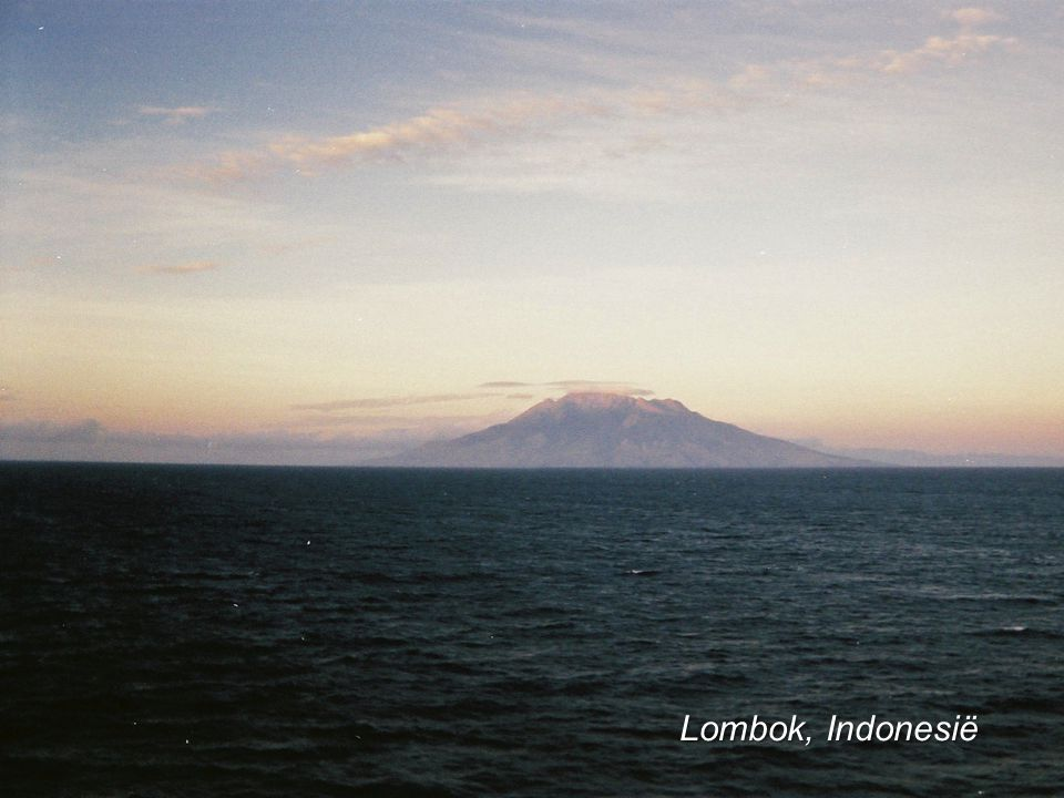 Lombok, Indonesië