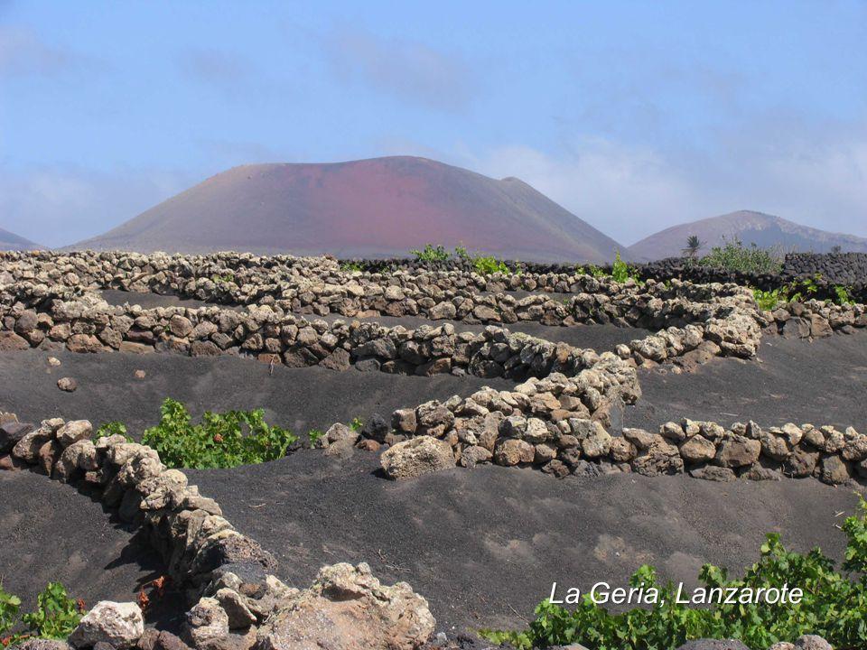 La Geria, Lanzarote
