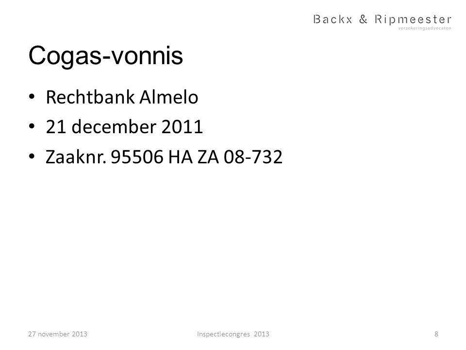 Cogas-vonnis Rechtbank Almelo 21 december 2011