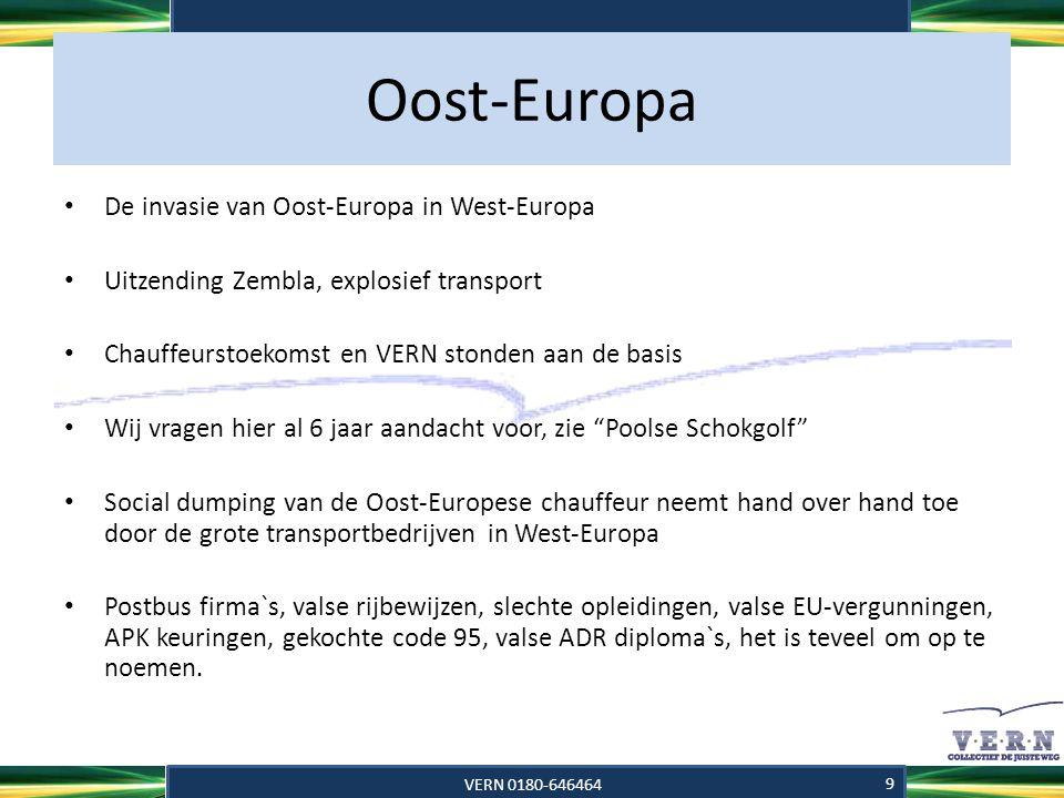 Oost-Europa De invasie van Oost-Europa in West-Europa