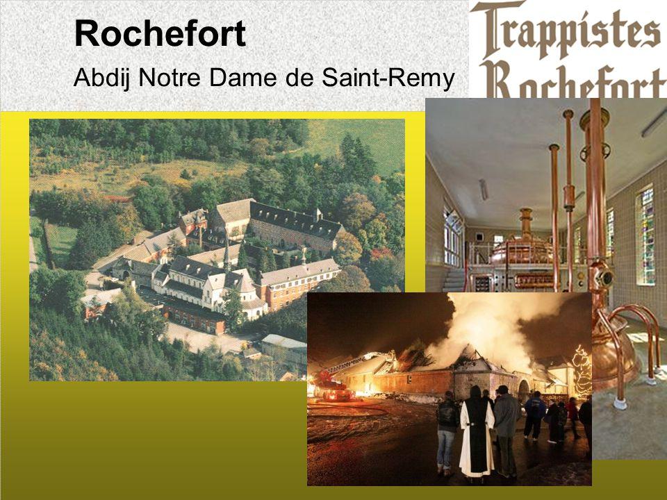 Rochefort Abdij Notre Dame de Saint-Remy