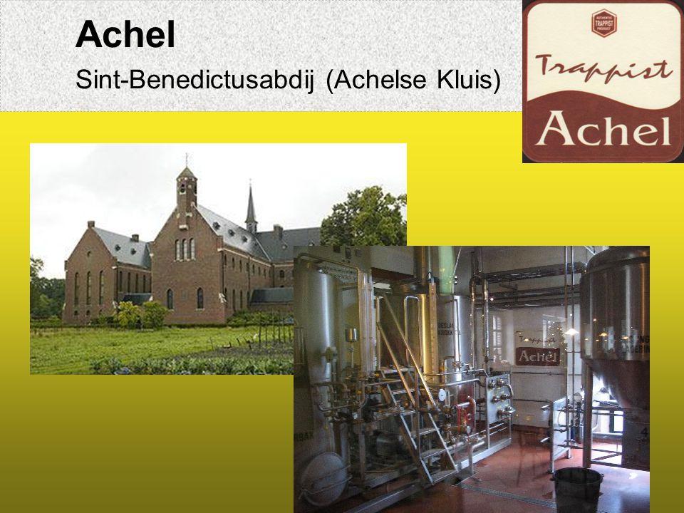 Achel Sint-Benedictusabdij (Achelse Kluis)