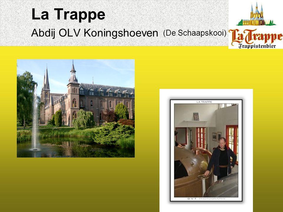 La Trappe Abdij OLV Koningshoeven (De Schaapskooi)