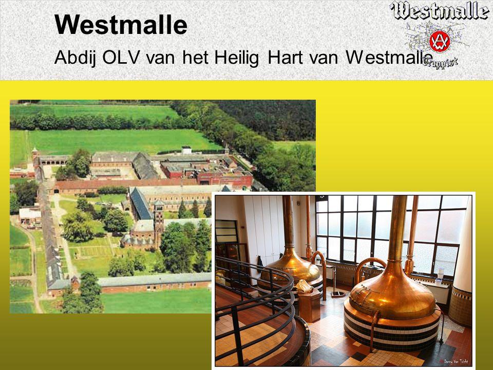 Westmalle Abdij OLV van het Heilig Hart van Westmalle
