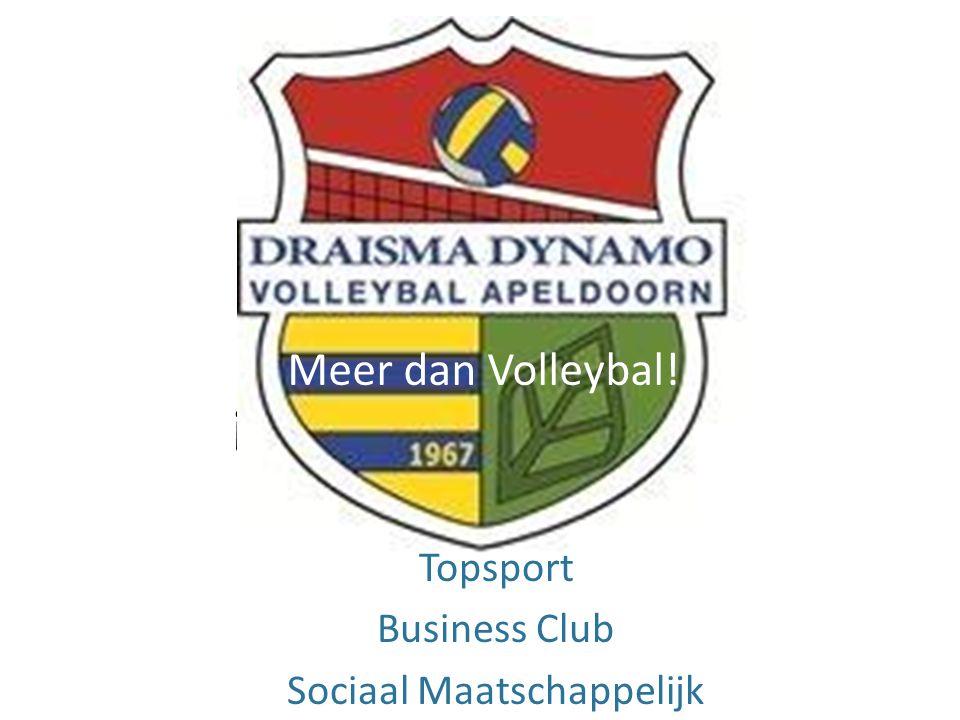 Draisma Dynamo Meer dan Volleybal!