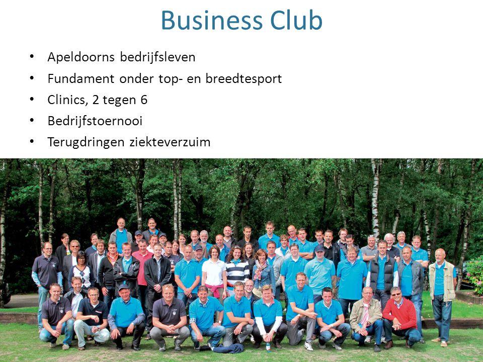Business Club Apeldoorns bedrijfsleven