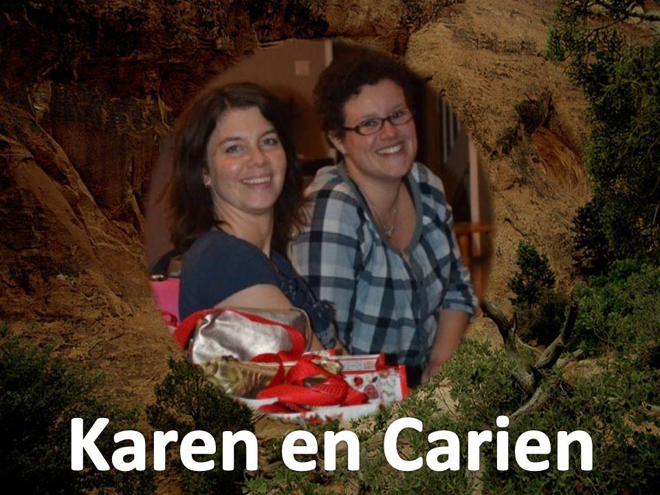 Karen en Carien
