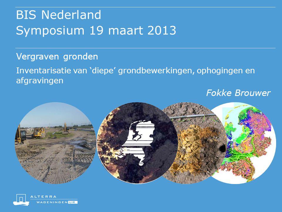 BIS Nederland Symposium 19 maart 2013