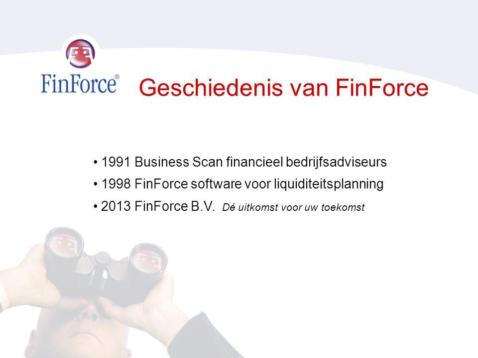 Geschiedenis van FinForce