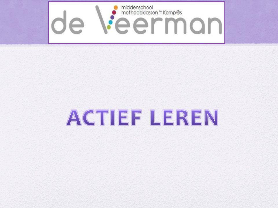 ACTIEF LEREN