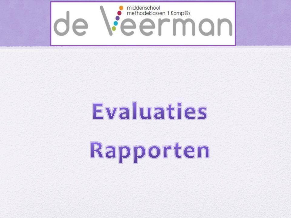Evaluaties Rapporten