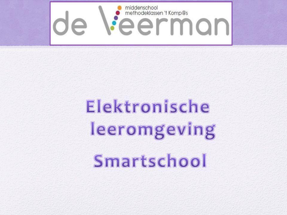 Elektronische leeromgeving Smartschool