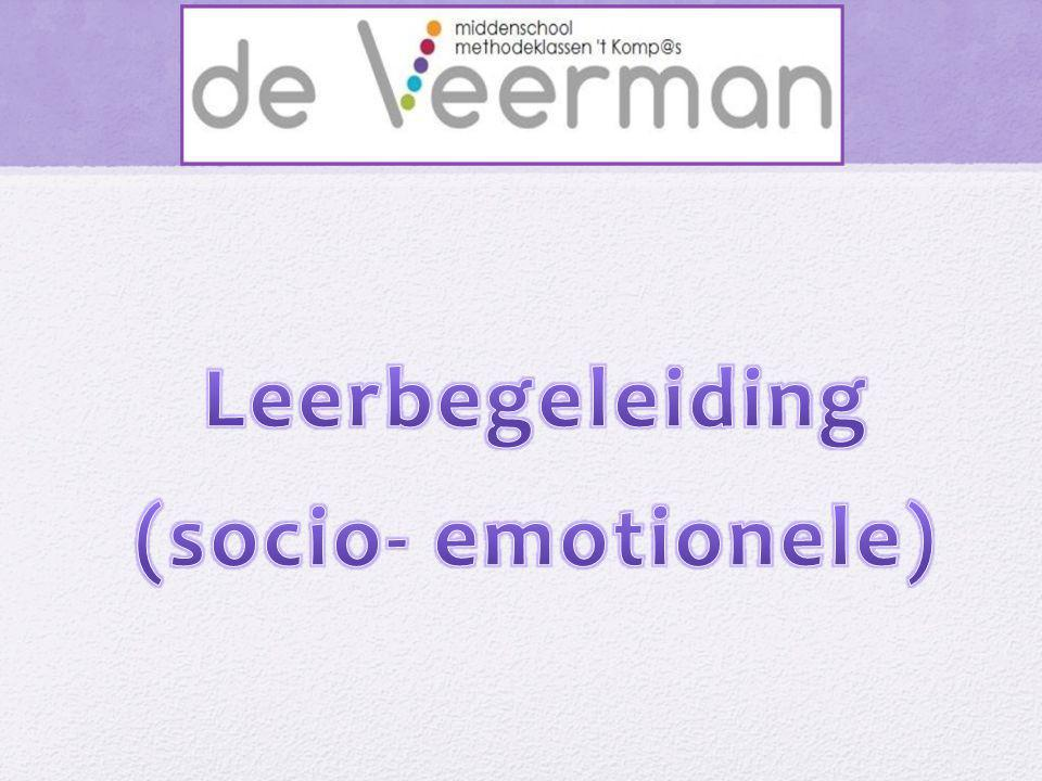 Leerbegeleiding (socio- emotionele)