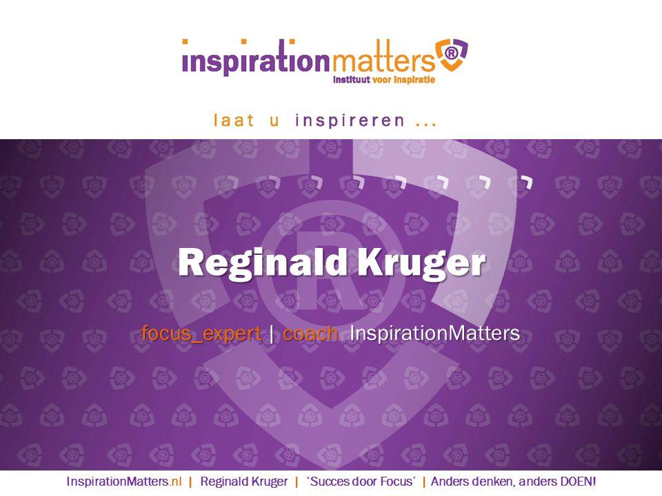 focus_expert | coach InspirationMatters