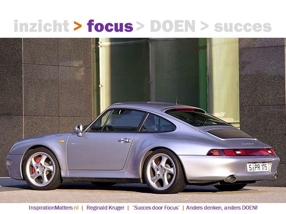 inzicht > focus > DOEN > succes