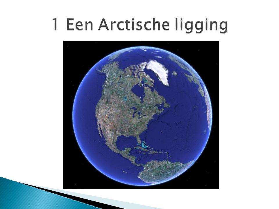 1 Een Arctische ligging