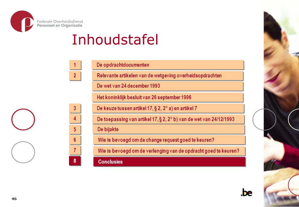 8. Conclusies