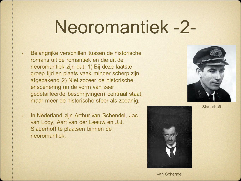Neoromantiek -2-