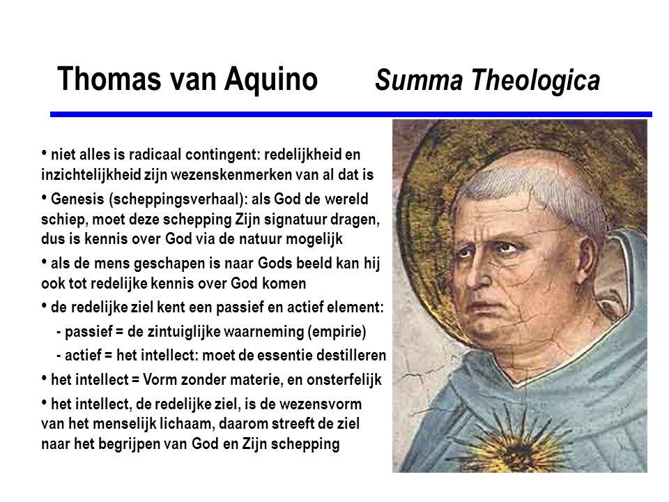 Thomas van Aquino Summa Theologica
