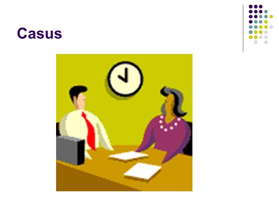 Casus Zie extra word doc. Maak de setting eenvoudig het gaat om het feedback geven.