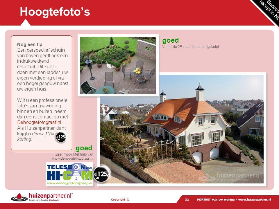 Hoogtefoto's goed goed Presentatie Hand-out 3-4-2017