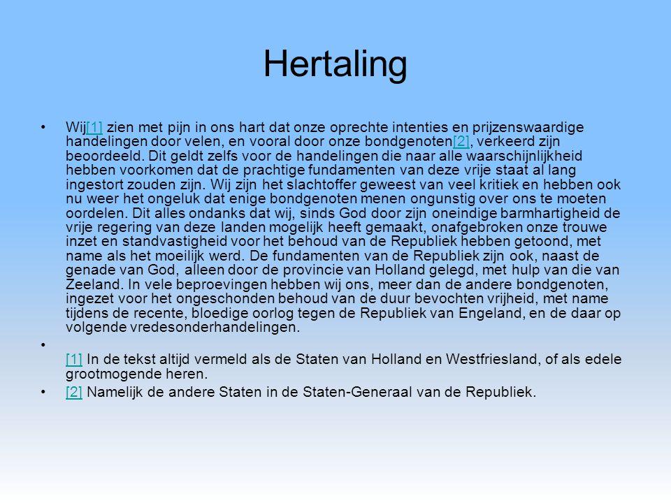 Hertaling