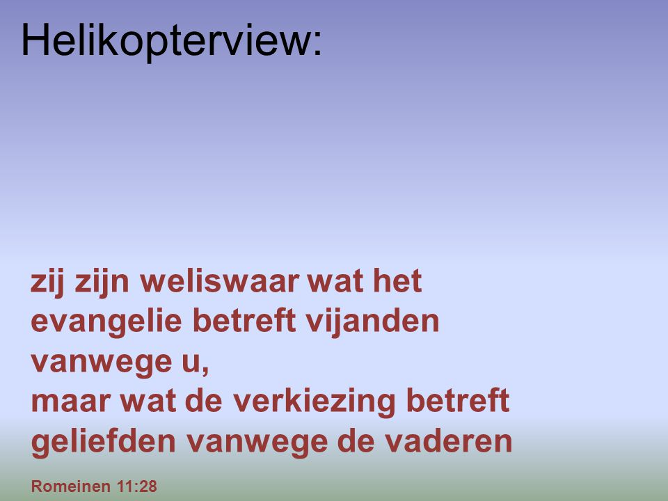 Helikopterview: