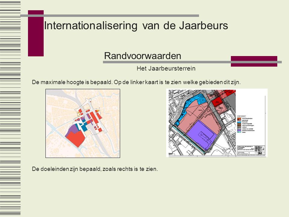 Internationalisering van de Jaarbeurs