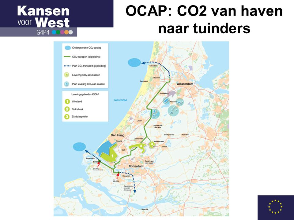 OCAP: CO2 van haven naar tuinders