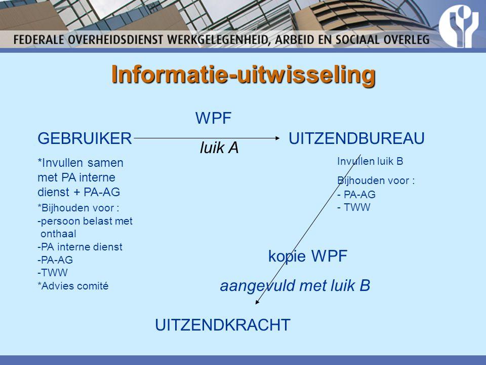 Informatie-uitwisseling