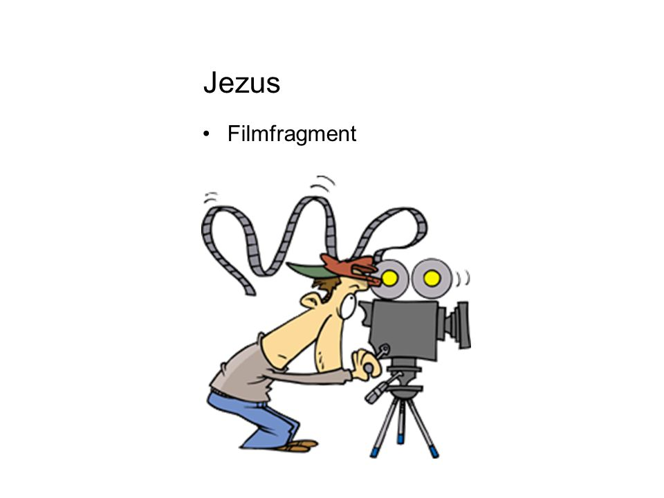 Jezus Filmfragment