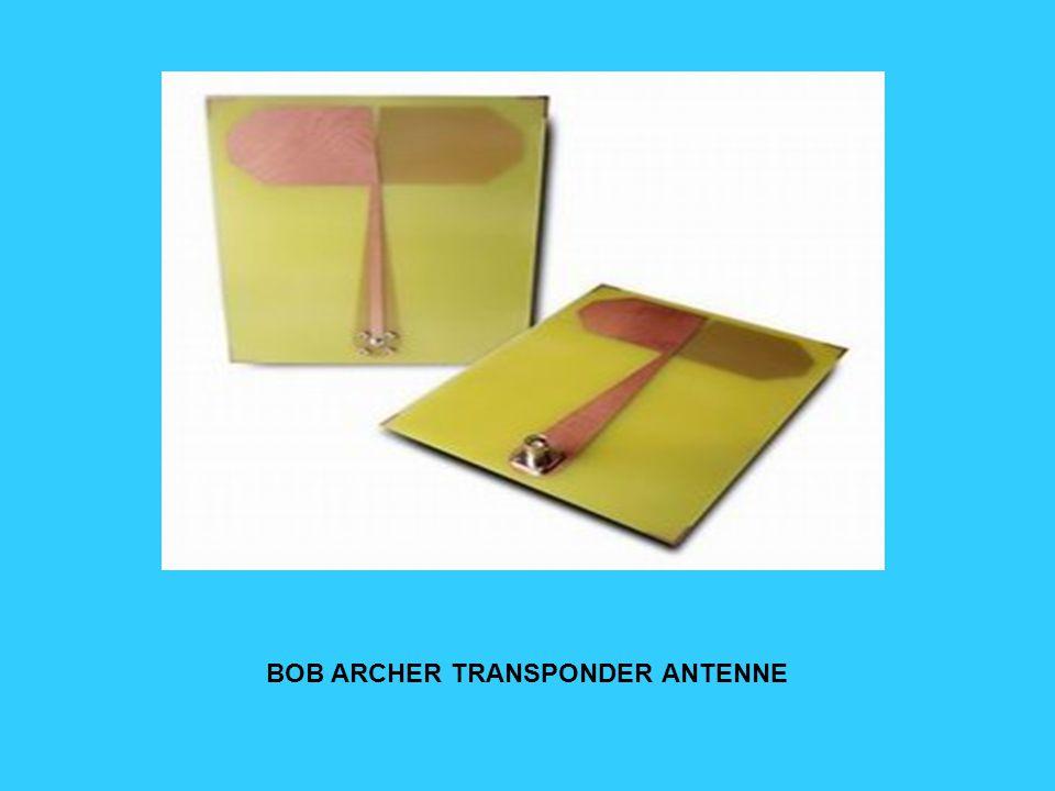 BOB ARCHER TRANSPONDER ANTENNE