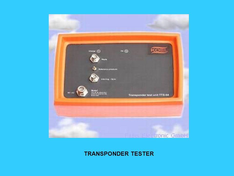 TRANSPONDER TESTER