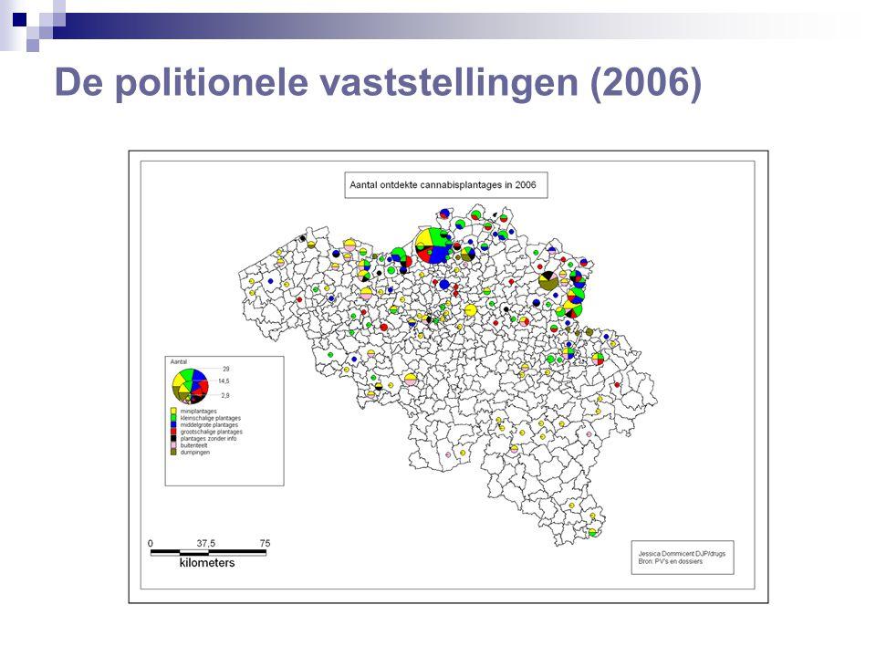 De politionele vaststellingen (2006)