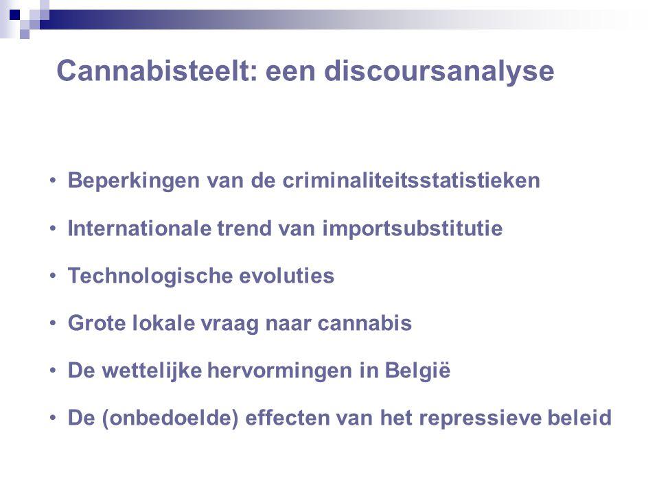 Cannabisteelt: een discoursanalyse